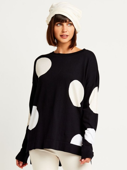 Seeing Spots Sweater by Planet