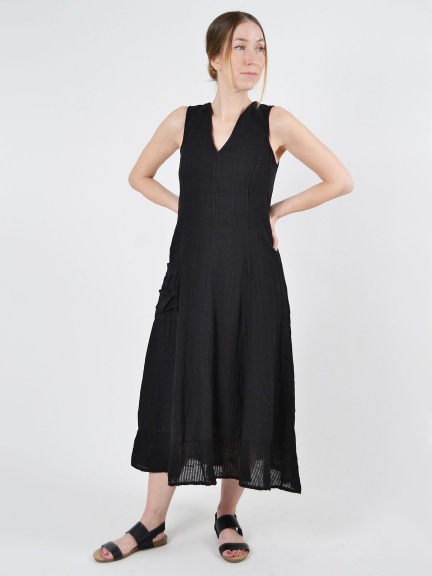 Sleeveless Maxi Dress by Inizio