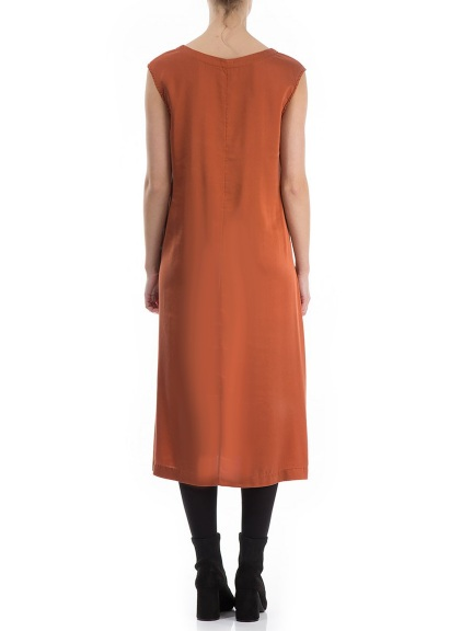 Sleeveless Shift Dress by Grizas