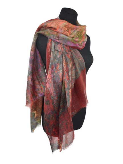 Sotherby Scarf by Dupatta Designs