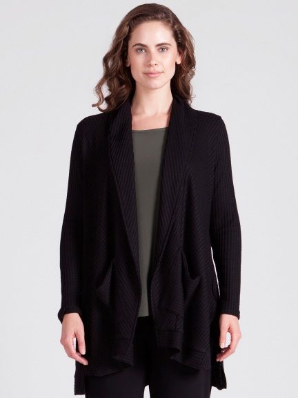 Split Second Cardi by Sympli