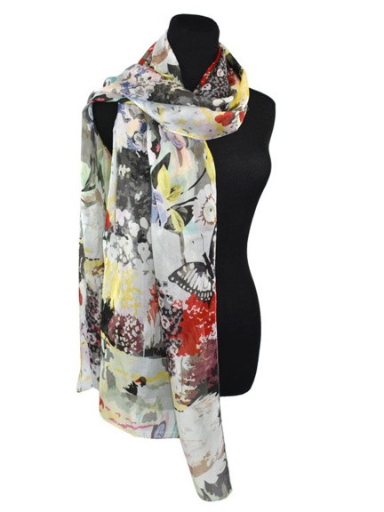 Sundance Scarf by Dupatta Designs