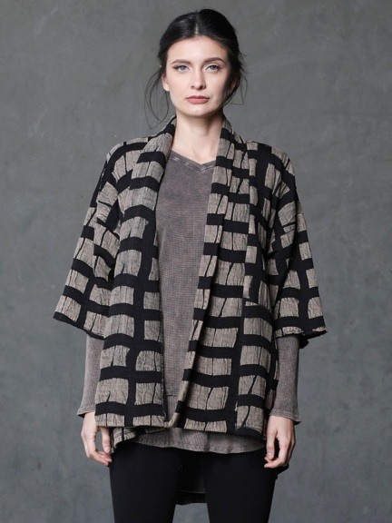 Tabby Cardigan by Chalet