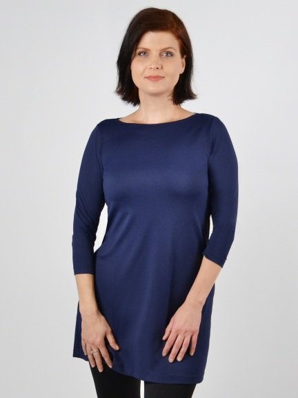 The Boatneck Dress by A'nue Miami