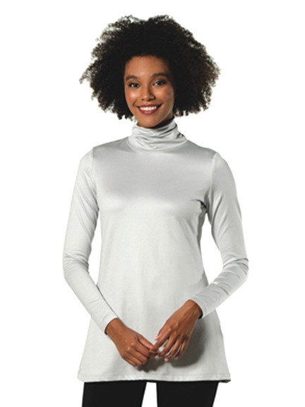 The Turtleneck Tunic by A'nue Miami