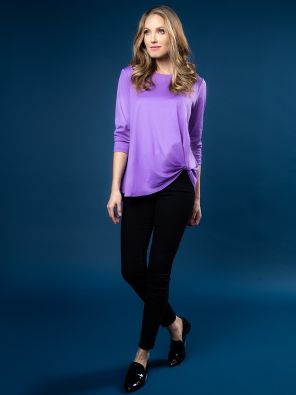 The Twist Front Top by A'nue Miami