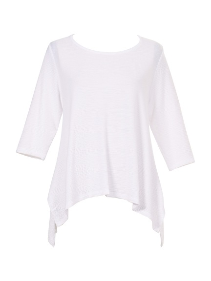 Vented Swing Top, White by Composition