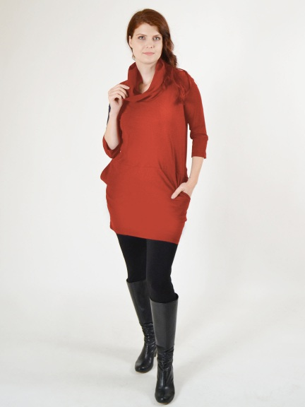 Viking Tunic Dress by Porto