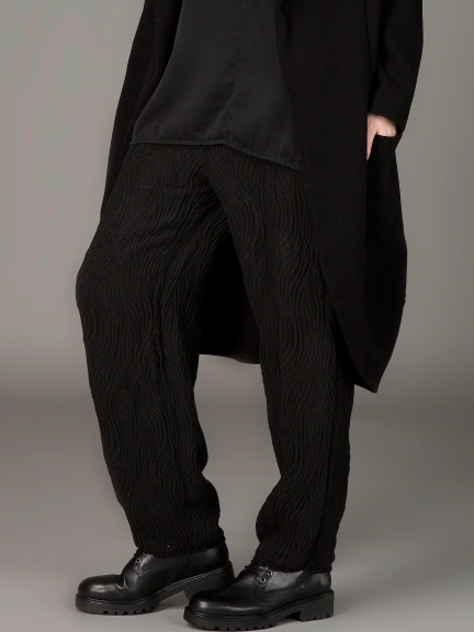 Wave Trousers by Grizas