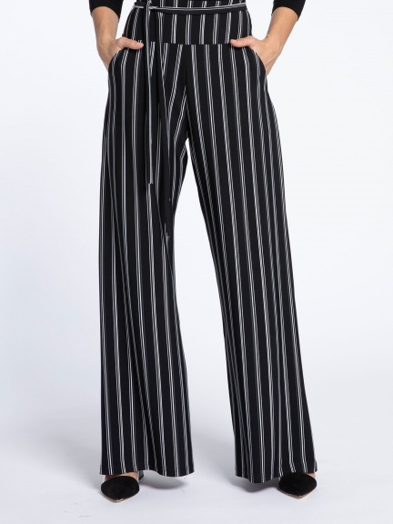 Wide Leg Trouser by Sympli