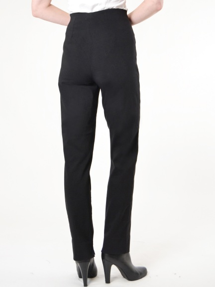 Zani Long Pant with Slit by Equestrian Designs